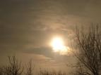 Zaćmienie Słońca widoczne nad Polską 4 stycznia 2011