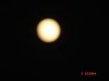 Księżyc noc 4/5 maja 2012 jest najbliżej Ziemi w tym roku.