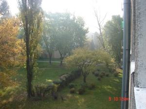 Jezioro na Sadybie - jesienią - jest tu pięknie