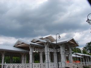Nowa, zrekonstruowana stacja w Białowieży